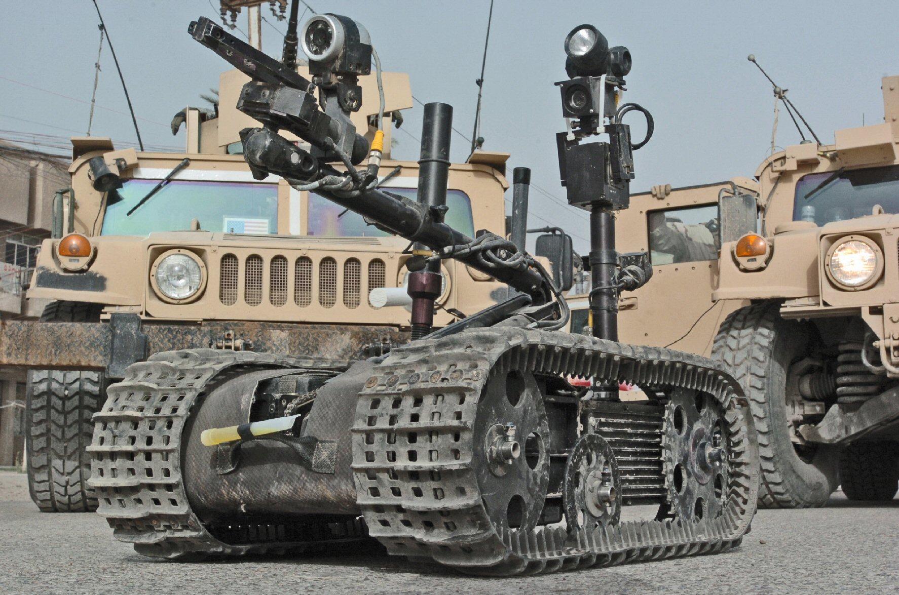 TalonRobot