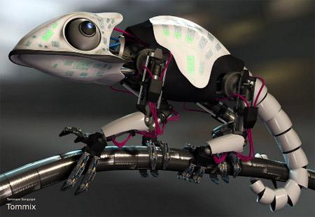 RoboCameleon