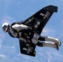 jetman homme qui vol