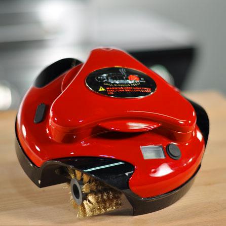 Grillbot, version rouge.