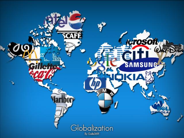 Illustration de la mondialisation sur BlogMost.