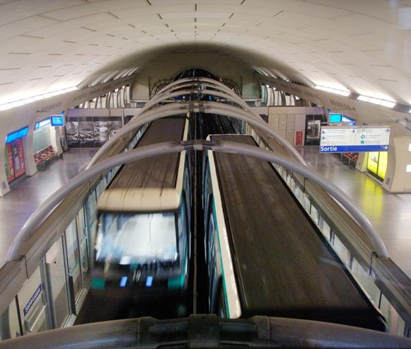 Métro ligne 14, Alstom