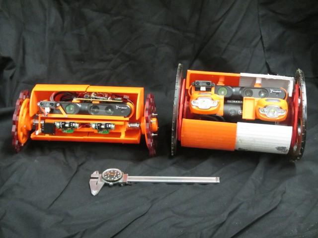 Volcanobot